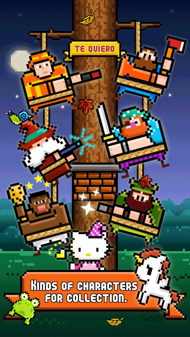 Axe Go! Multiplayer screenshot 1