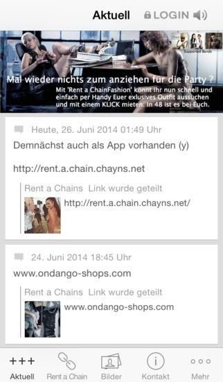 Rent a Chain screenshot 1
