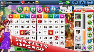 Wild Party Bingo:  Best Social Multiplayer Bingo Game screenshot 2
