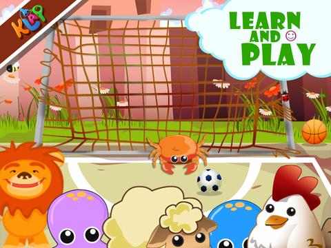 Preschool Numbers - Play & Learn HD Lite screenshot 9