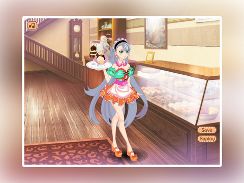 Maid Cafe Dress Up screenshot 6