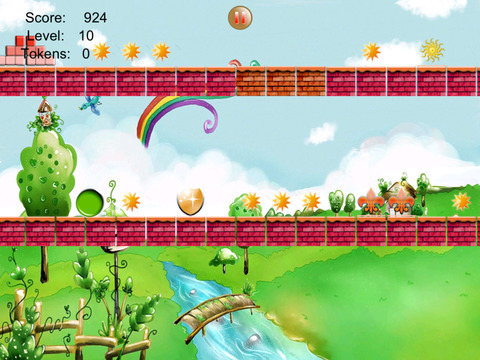 Free Platform Game Addictive Rolling Balls screenshot 9