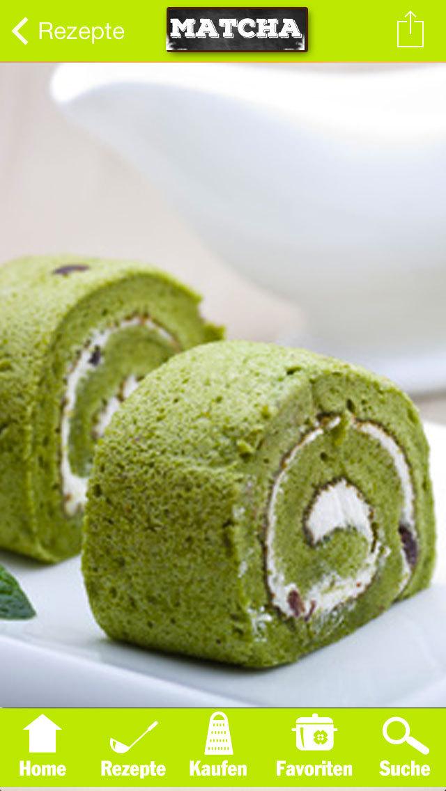 Matcha Rezepte - Trend-Tee für Genießer & vegane Feinschmecker screenshot 4