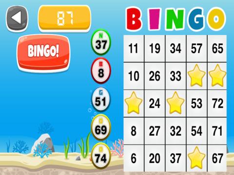 Blue Fish Bingo: Big Win Party Edition - FREE screenshot 6