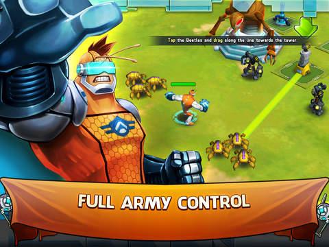 Armies & Ants screenshot 6