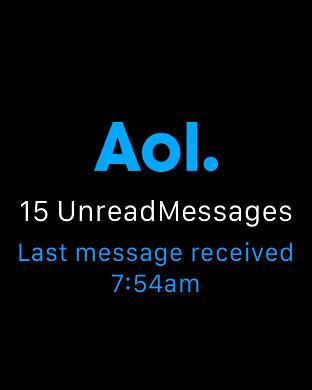 AOL: News Email Weather Video screenshot 10