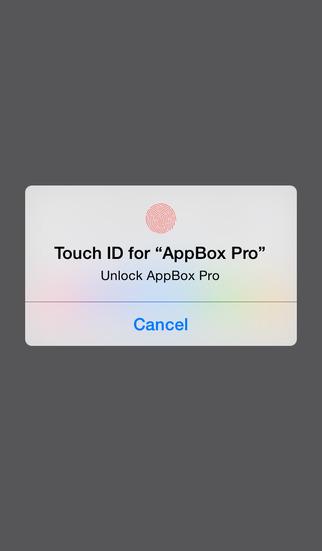 AppBox Pro screenshot 1