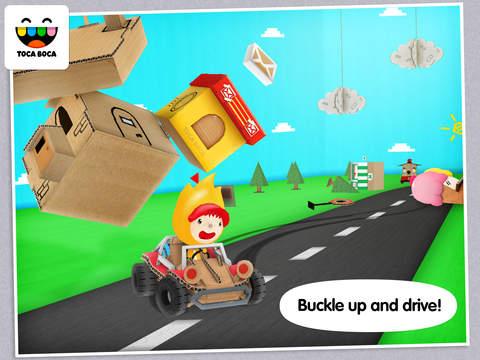 Toca Cars screenshot 6