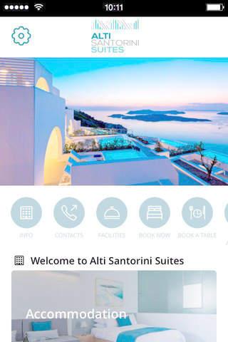 Alti Santorini Suites - náhled