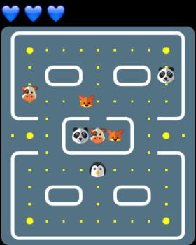 Penguin Frozen Escape For Watch screenshot 6