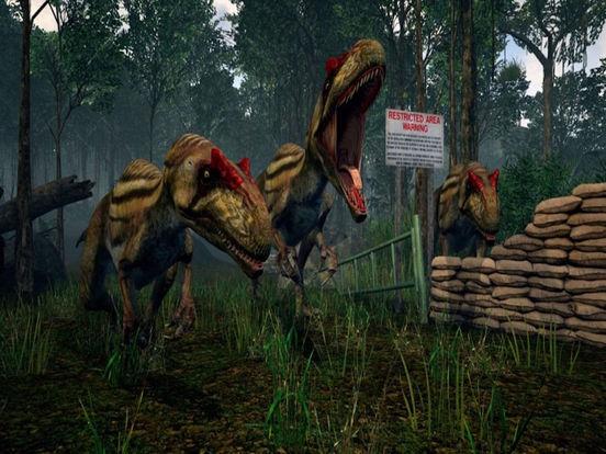 DinoTrek VR Experience Pro screenshot 5