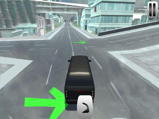 City Fast Prado Racing :Real Land-Cruiser Par-king screenshot 5