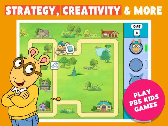 PBS KIDS Kart Kingdom screenshot 13