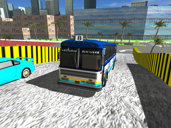 Bus Driving School 2017 - VR Simulator Edition screenshot 7