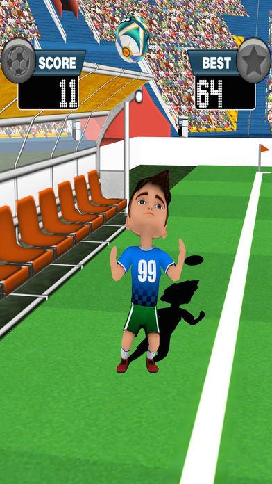 Tap Soccer Challenge screenshot 4