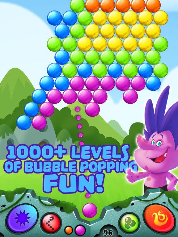 Bubble Shooter Gnomes - For Trolls screenshot 9