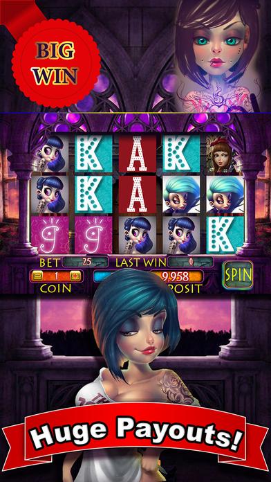 Hot Girls Vegas Slots and Casino screenshot 2