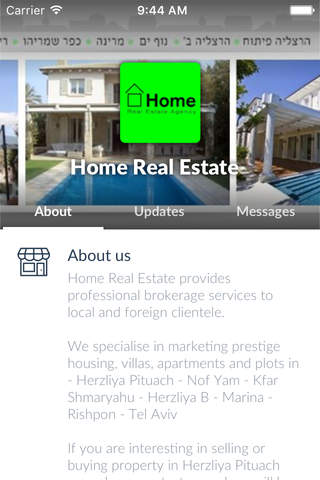 Home Real Estate  by AppsVillage - náhled