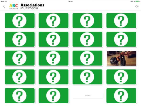 Associations multimedia - náhled