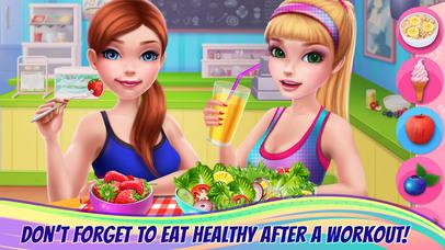 Fitness Girl - Studio Coach screenshot 4