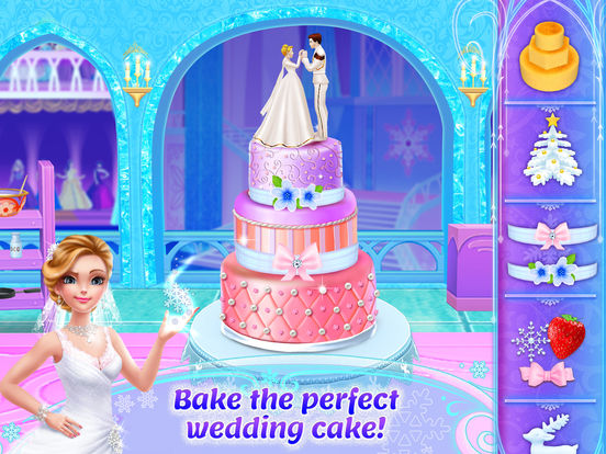 Ice Princess Royal Wedding Day screenshot 8