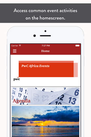 PwC Africa Events - náhled