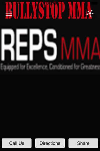 BULLYSTOP MMA - náhled