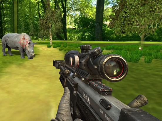 Jungle Hunting Simulator : 3D Sniper Shooting screenshot 6