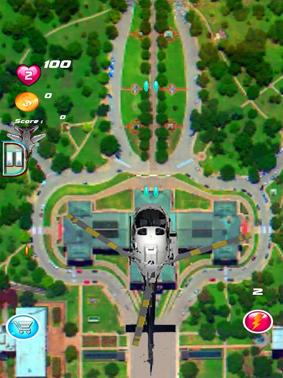 Jet Air Fighter : Combat War screenshot 6
