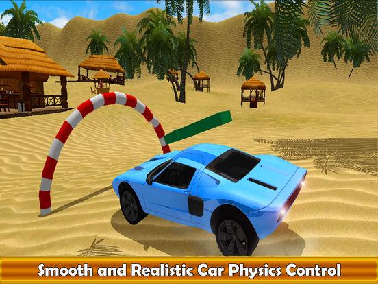 Off Road Desert Car Ride screenshot 7