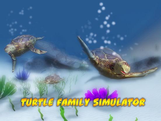 Turtle Family Simulator screenshot 5