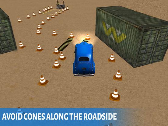 3D Mini Car Parking : Real Challeng-ing Drive 2017 screenshot 6