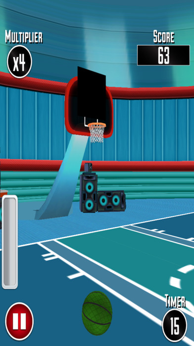 Basketball Dunk Challenge 3D screenshot 5
