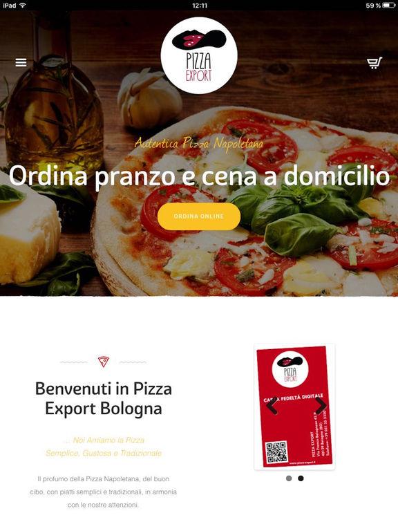 Pizza Export screenshot 6