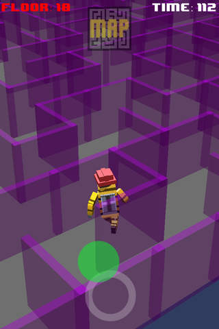 Get Out Now! - 3D Escape From The Maze Game - náhled