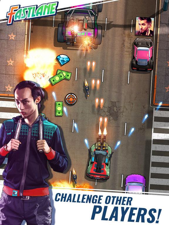 Fastlane: Fun Car Racing Game screenshot 7
