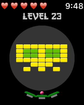 Circular Brick Breaker screenshot 2