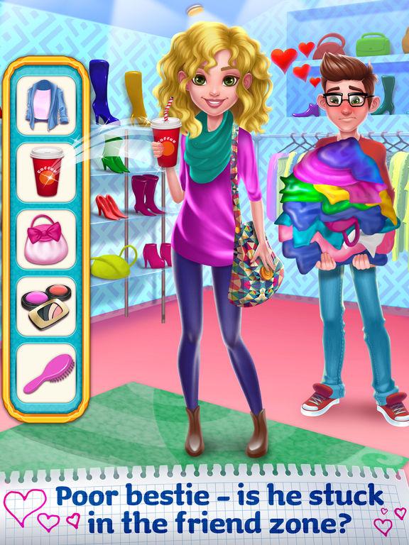 Heartbreak Girl - Boy's Crush screenshot 7