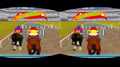 Virtual Horse Racing : VR Amaz-ing Run Adventure screenshot 2