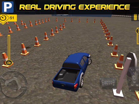 Parking Jeep Frenzy Reloaded - Real Driving Mania screenshot 6