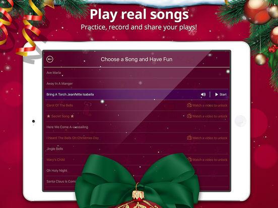 Christmas Piano - Songs, Games & Music Keyboard screenshot 8