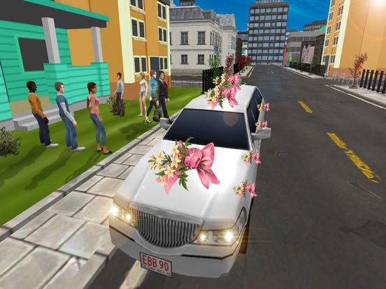Limo Wedding Transport with Luxurious Parking screenshot 7