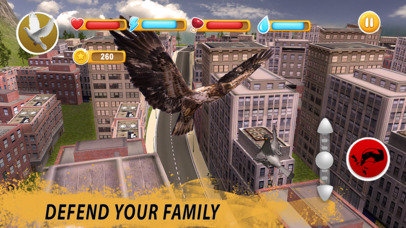 Pigeon Simulator: Town Bird Full screenshot 4