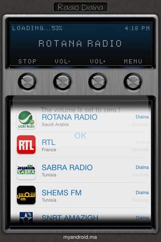 Radio Dialna - náhled