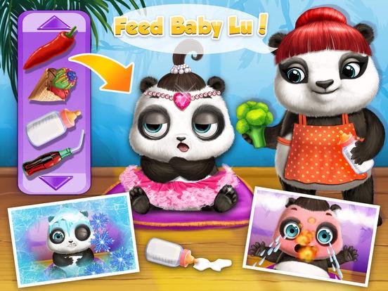 Panda Lu Baby Bear Care - Cute Mini Pet Friend screenshot 8