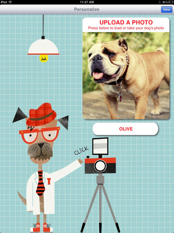 Pavlov Dog Monitor - náhled