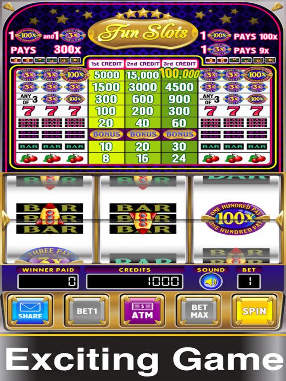 Billionaire Jackpot Wild Classic Casino Slots screenshot 2