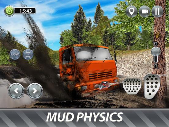 Russian Truck Drive Simulator Full screenshot 7