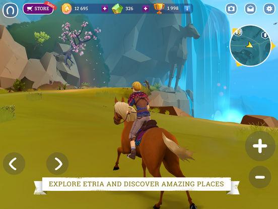 Horse Adventure: Tale of Etria screenshot 9