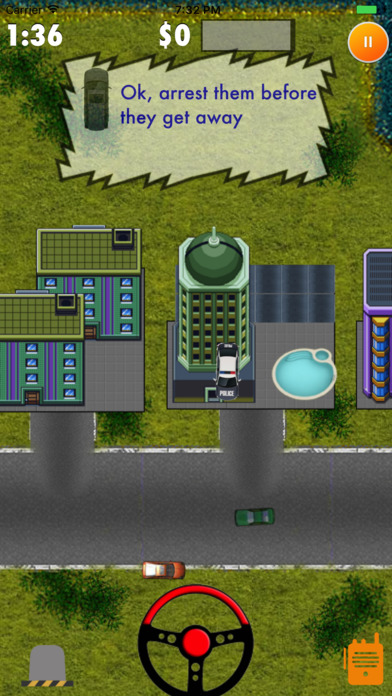 2D Police Pursuit screenshot 3